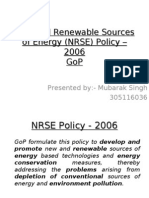 Energy Policy Ppt