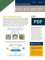Particulate Brochure