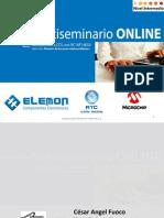 Aplicacion Con CCS y PIC18F14K50