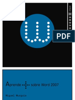 eBook Aprende Mas Sobre Word 2007