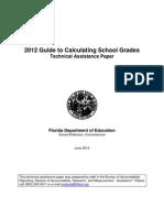 School Grades Tap 2012