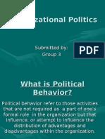 Organizational Politics