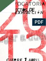 Convocatoria2013_lugar a Dudas