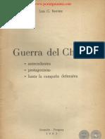 GUERRA DEL CHACO - LUIS G. BENITEZ - 1983 - PORTALGUARANI