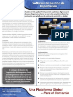 IntegrationPoint Import Management Spanish 2013