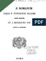 Rituale Romanum Pauli V (1847).pdf