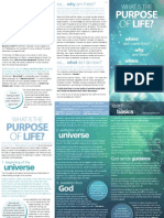 What is the Purpose of our Life ? ( pamphlet )