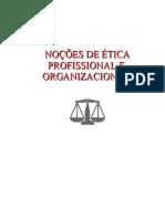 Apostila Etica Profissional e Organizacional