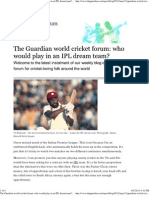 _ Vic Marks _ Sport _ Theguardian