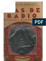 Días de Radio I - CAPITULO1 + INTRO