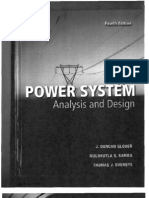 Power_Systems_Analysis by Duncan Glover 4E