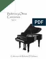 Boleros Y Otras Canciones Vol 4