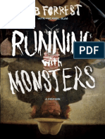 Running With Monsters by Bob Forrest - Excerpt
