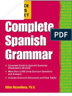 Practice Makes Perfect Spanish Grammer