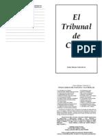 Efraim Valverde-El Tribunal de Cristo