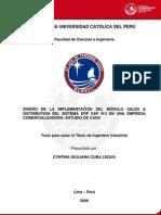 Cuba Legua Cynthia Sistema Erp Sap r3