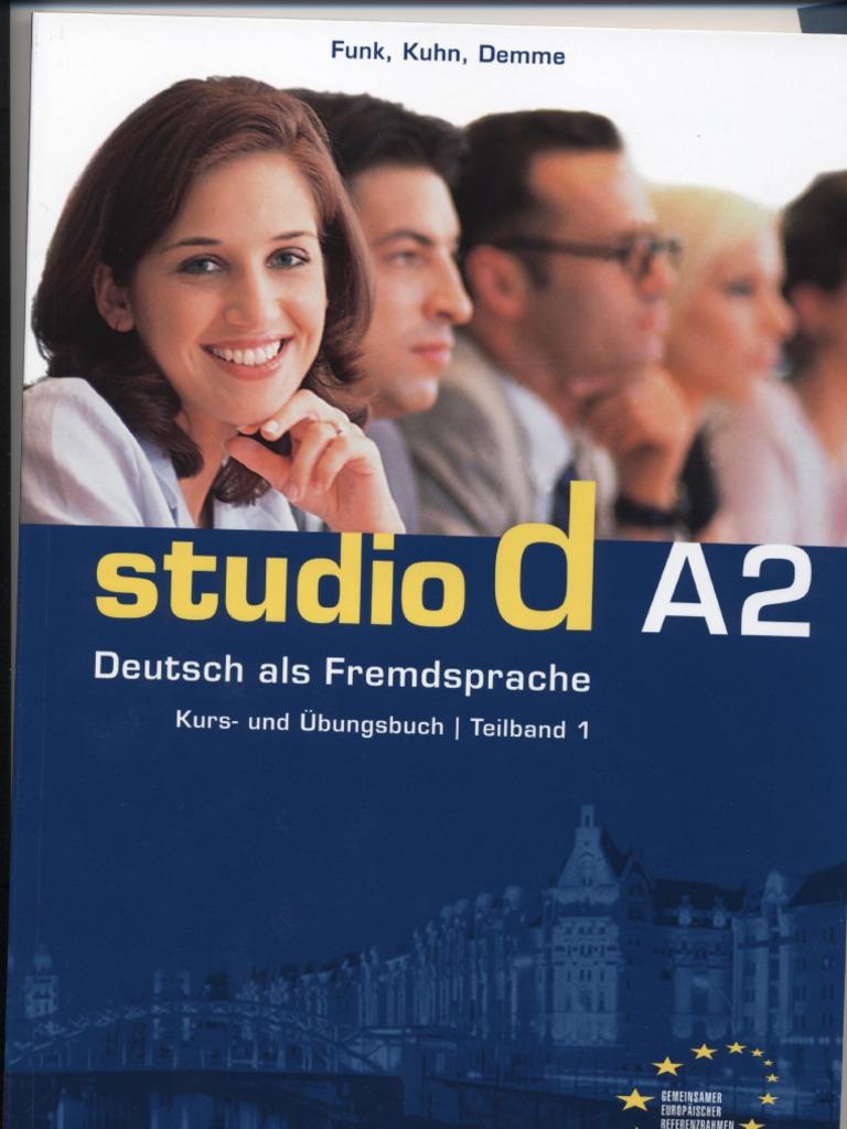 Studio D A2 Deutsch Pdf