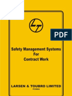 Safety Manual for Contract Workmen