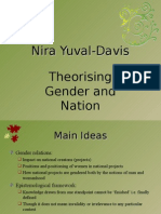 Nira Yuves-Davis Theorizing Nation