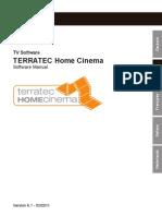TERRATEC Home Cinema Manual En