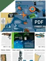 Salve os oceanos - poster