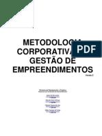 Metodologia Corporativa de Gestão de Empreendimentos CPTM - Versão 2