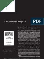 21-El box y la sociología del siglo XXI