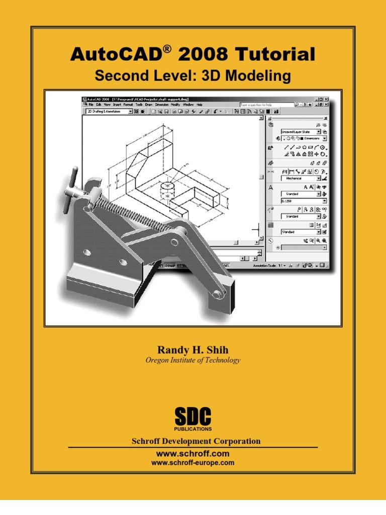 Tutorial Second Level 3d Modeling Sdc Publications ...