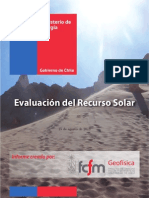Reporte Solar