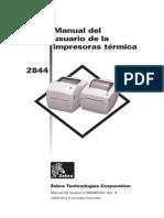 Manual TLP2844