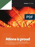 Atlona 2013 Summer Catalog Web