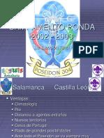 Campamento Ronda 2002 - 2003