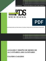 56176634 Analisis y Diseno de Redes de Alcantarillado Sanitario Usando Civil ADS