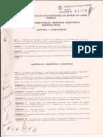 Estatuto do Sindicato dos Psicólogos do Ceará - PSINDCE
