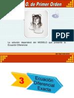 Ecuaciones Diferenciales Ordinarias de Primer Orden 2 - Ing Civil