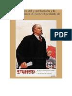 Crítica Marxista Leninista - La dictadura del proletariado y la lucha de clases durante el periodo de transición