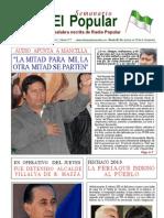 Asambleísta Raul  Mansilla-Corrupto