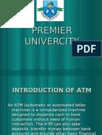 Case Study on ATM