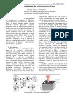 Fabricarea implanturilor prin topire selectivã laser