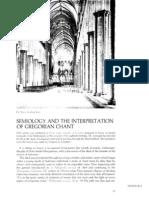 Semiology Sacredmusic