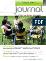Journal France Evangelisation 80 Septembre 2011 Web