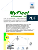 Controllo Satellitare MyFleet