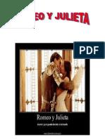 ANÁLISIS LITERARIO ROMEO Y JULIETA