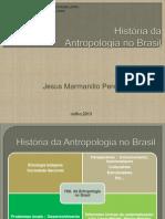 História da Antropologia no Brasil