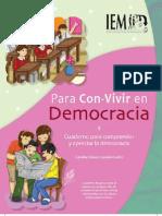 Apreciar Democracia