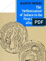 The 'Hellenization' of Judaea in the First Century After Christ-Hengel