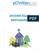 Devenez Eglise Partenaire-Afrique
