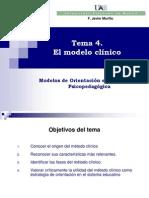 Tema 4. Modelo Cl Nico