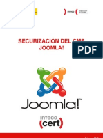 Guia Securizando Joomla