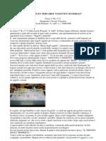 """Relazione dettagliata sull'U.A.""""Le proprietà degli oggetti e dei materiali"""" - Classe 1° primaria - a.s. 2008/09"""
